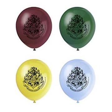 Obrázek Latexové balonky Harry Potter 8 ks