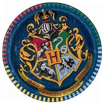Obrázek Papírové party talířky Harry Potter 18 cm