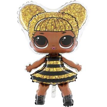 Obrázek Foliový balonek LOL Surprise - Queen Bee 94 cm