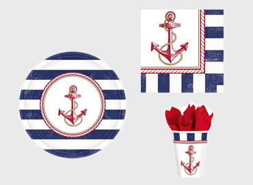 Obrázek pro kategorii Námořnická party