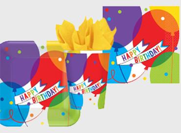 Obrázek pro kategorii Narozeniny - Brilliant Balloons party