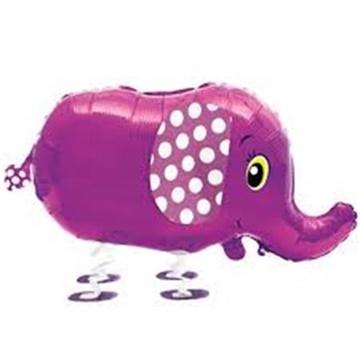 Obrázek Chodící balonek Sloník