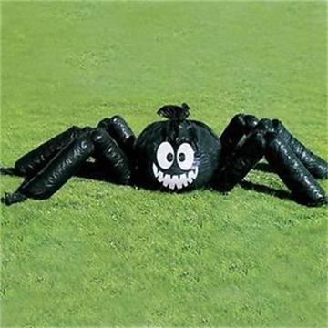 Obrázek Halloweenská dekorace obří pavouk