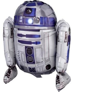 Obrázek Foliový balonek R2-D2