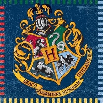 Obrázek Papírové party ubrousky Harry Potter 16 ks