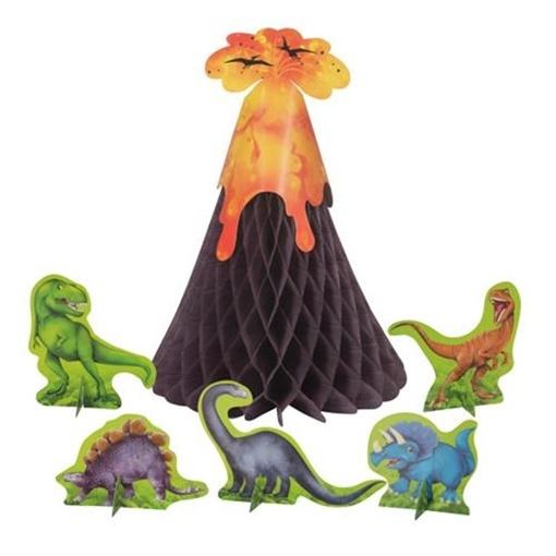 Obrázek z Dekorace na stůl Dinosaur 6 ks