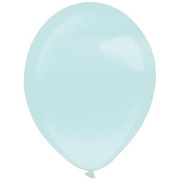 Obrázek Dekorační balonek perleťový zelený 35 cm