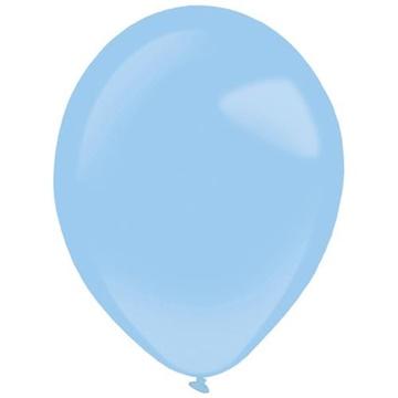 Obrázek Dekorační balonek modrý 35 cm