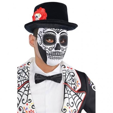 Obrázek Halloweenská maska Day of the dead
