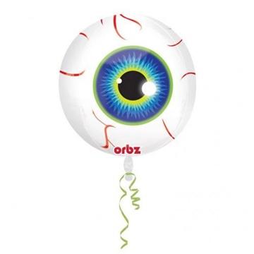 Obrázek Foliový balonek Oko 43 cm