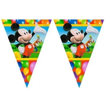 Obrázek Vlaječková girlanda Mickey Playful 230 cm
