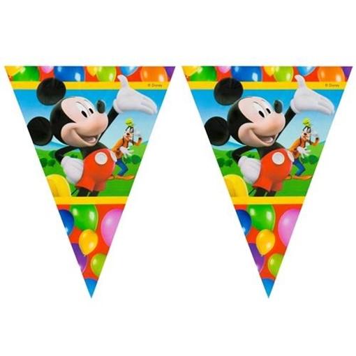 Obrázek z Vlaječková girlanda Mickey Playful 230 cm