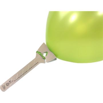 Obrázek Papírové BIO tyčky na balonky 10ks