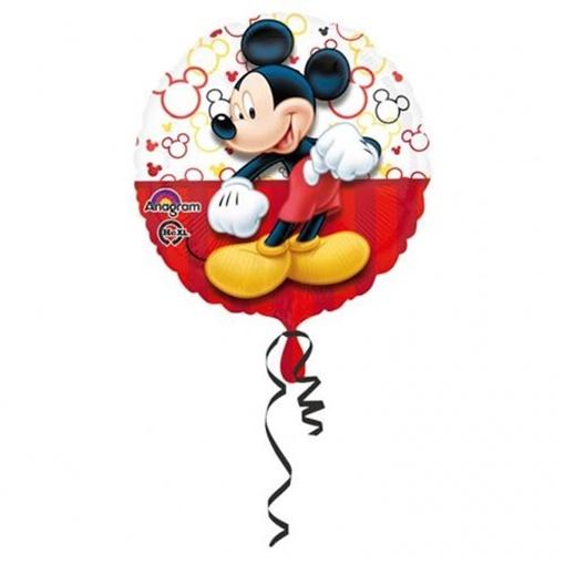 Obrázek z Foliový balonek Mickey Portrait  43 cm