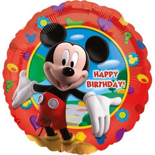 Obrázek z Foliový balonek Mickey Playful 43 cm