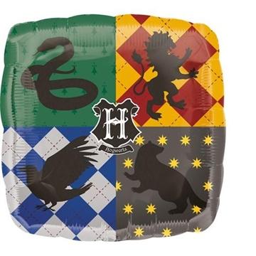 Obrázek Foliový balonek čtverec Harry Potter 45 cm