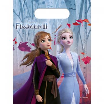Obrázek Party tašky Frozen 2 - 6 ks