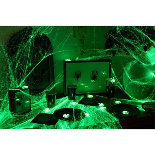 Obrázek z Pavučina bílá - svíticí ve tmě 100 g
