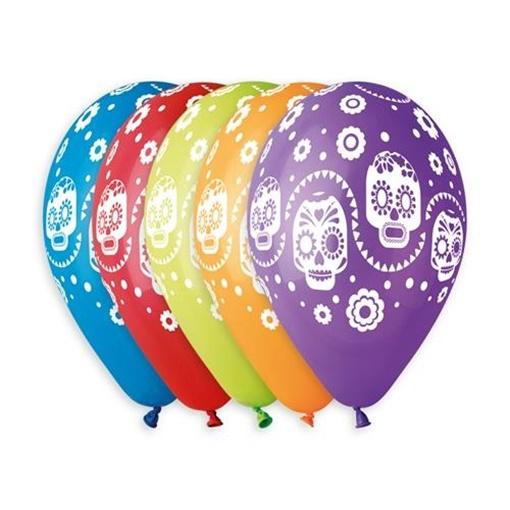 Obrázek z Latexový balonek Halloween CoCo 30 cm