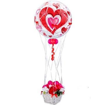 Obrázek Dekorační síťka na balon 91 cm