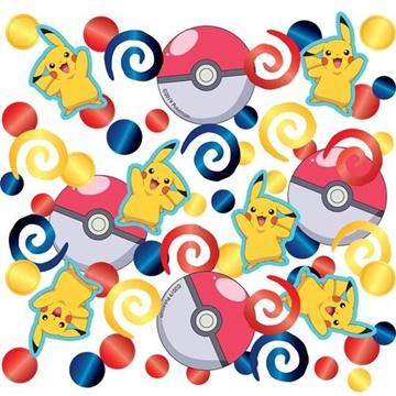 Obrázek Konfety Pokemon 14 g