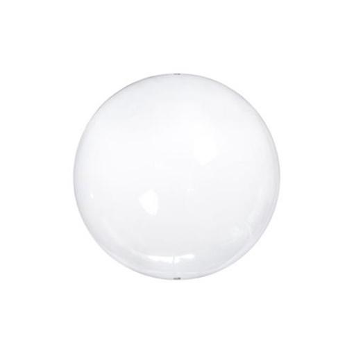 Obrázek z Skleněná ozdoba koule s otvory - 8 cm