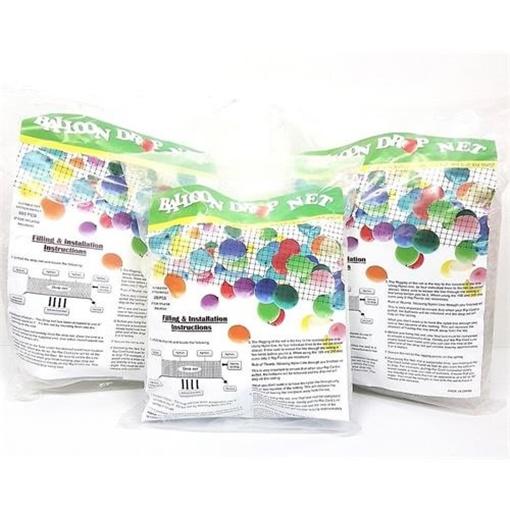 Obrázek z Síť na vypouštění 200 balonků