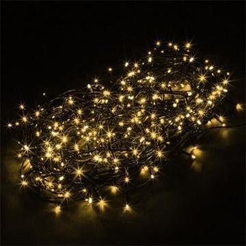 Obrázek LED světelný řetěz - bílé světlo 6 m