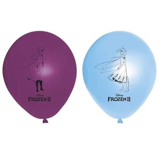 Obrázek z Latexové balonky Frozen 2 - 8 ks