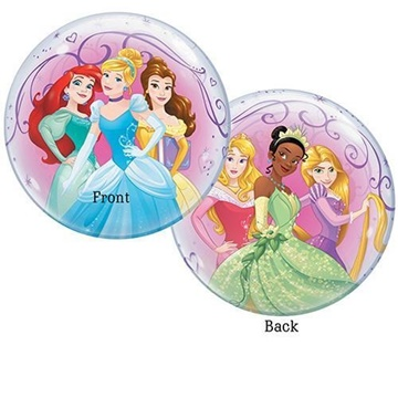 Obrázek Foliová bublina  Disney Princess 2019 - 56 cm
