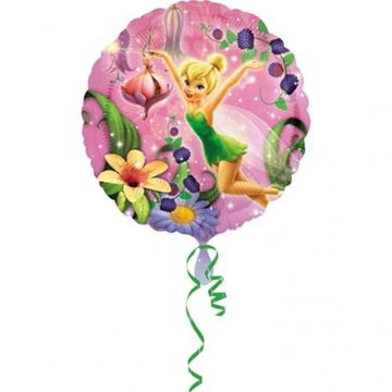 Obrázek Foliový balonek Víla Zvonilka 43 cm