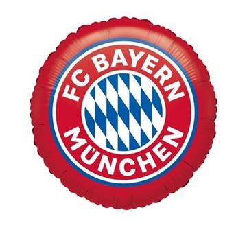 Obrázek Foliový balonek FC Bayern Munchen 43 cm