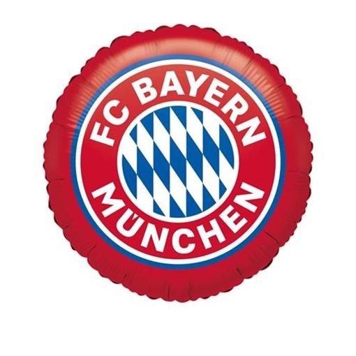 Obrázek z Foliový balonek FC Bayern Munchen 43 cm