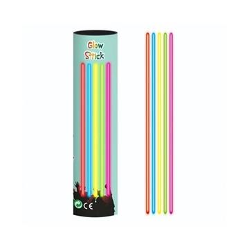 Obrázek Svítící tyčinky - náramky 50 ks, 6 barev