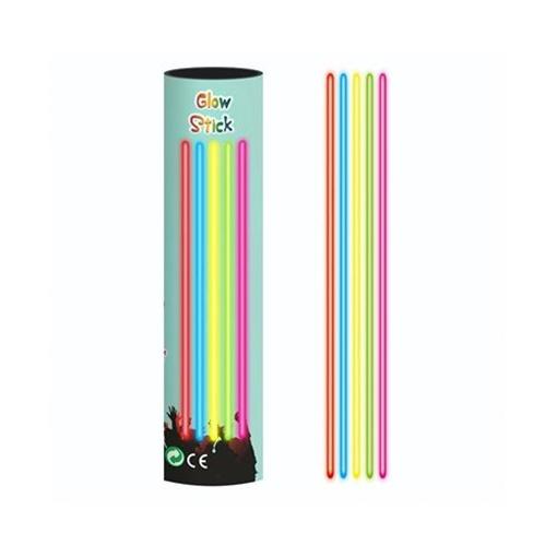 Obrázek z Svítící tyčinky - náramky 50 ks, 6 barev