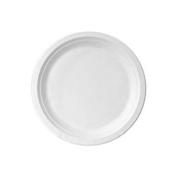 Obrázek Bio papírové talíře 18cm, 6 ks