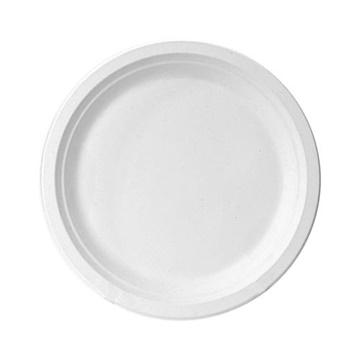 Obrázek Bio papírové talíře 23 cm, 6 ks