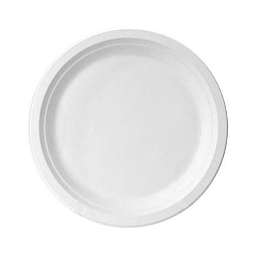 Obrázek z Bio papírové talíře 23 cm, 6 ks