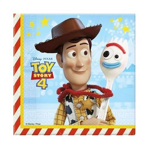 Obrázek z Party papírové ubrousky Toy Story 20 ks
