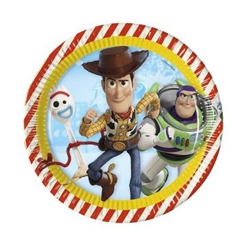 Obrázek Party talíře Toy Story 23 cm, 8 ks
