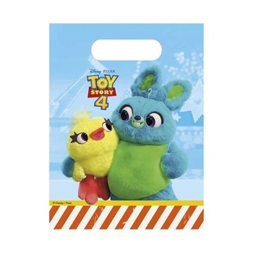 Obrázek z Party taštičky Toy Story - 6 ks