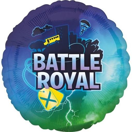 Obrázek z Foliový balonek Fortnite Battle Royal 43 cm