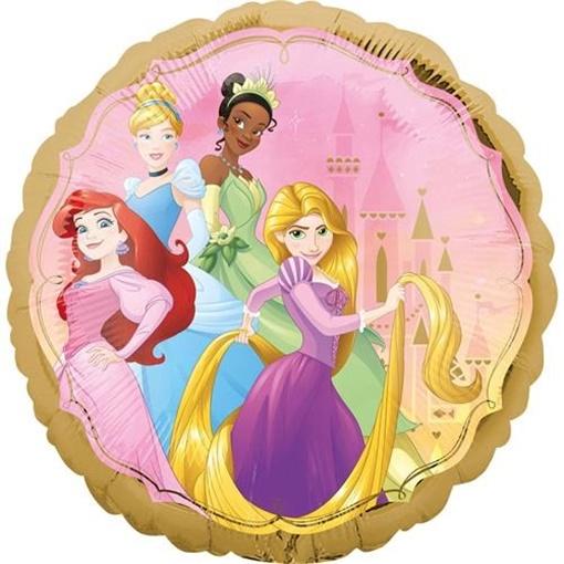 Obrázek z Foliový balonek Disney princezny 43 cm