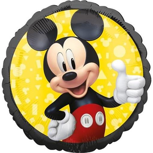 Obrázek z Foliový balonek Mickey Mouse 43 cm