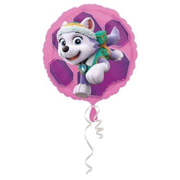 Obrázek Foliový balonek Tlapková patrola - Skye a Everest 43 cm