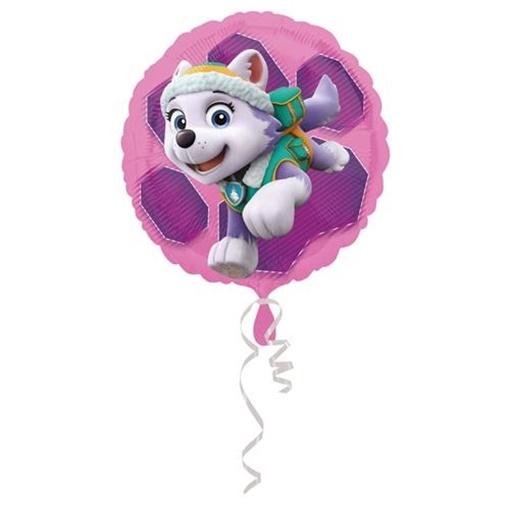 Obrázek z Foliový balonek Tlapková patrola - Skye a Everest 43 cm