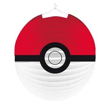 Obrázek Závěsný lampion kulatý Pokemon 25 cm