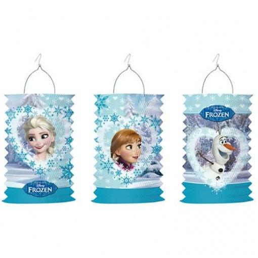 Obrázek z Závěsný lampion válec Frozen - Olaf