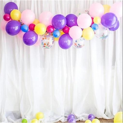 Obrázek z Sada na balonkovou girlandu Barevná