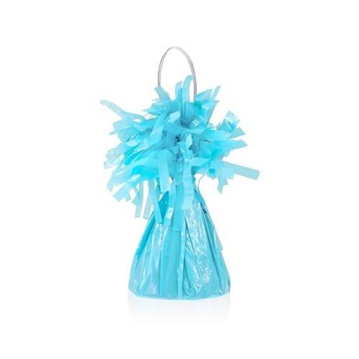 Obrázek z Těžítko na balonky baby blue